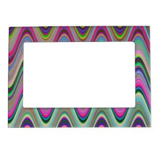 Rainbow Storm Magnetic Frame