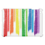 RAINBOW STREAKS -.png iPad Mini Covers