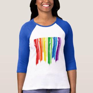 RAINBOW STREAKS -.png T-Shirt