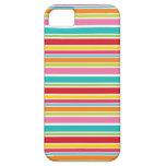 Rainbow Stripe iPhone 5 Case