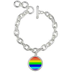 Rainbow Stripes Bracelet