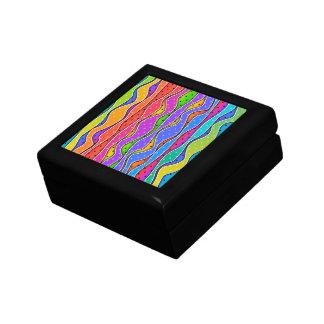 RAINBOW STRIPES GIFT BOX 2