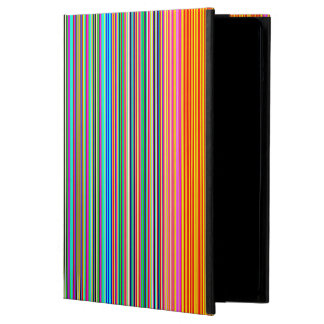 Rainbow Stripes >I pad Air Case Cover