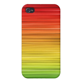 Rainbow stripes iPhone case Cover For iPhone 4
