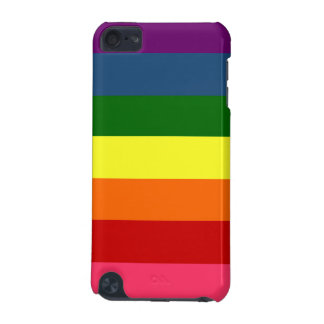 Rainbow Stripes iPod Touch (5th Generation) Cover