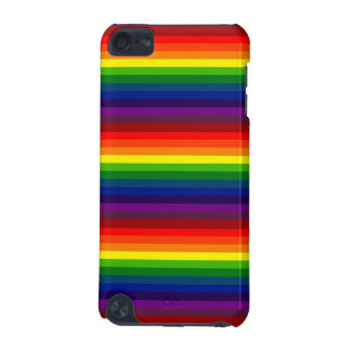 RAINBOW STRIPES! iPod TOUCH (5TH GENERATION) COVER
