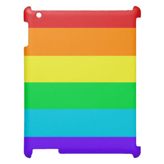 Rainbow Stripes Matte iPad Air Mini Retina Case Cover For The iPad 2 3 4