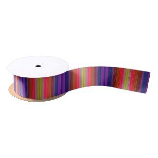 Rainbow Stripes Ribbon