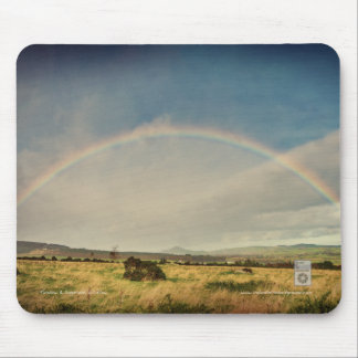 Rainbow & Sugar Loaf, Wicklow Mouse Pad