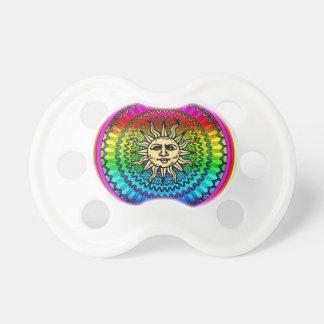 Rainbow Sun Pacifier