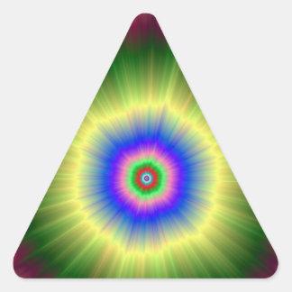 Rainbow Super Nova Sticker