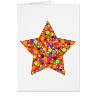 Rainbow Superstar Cards