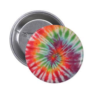 Rainbow Swirl Pin
