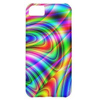 Rainbow Swirl iphone5 Cover For iPhone 5C