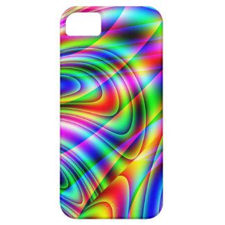 Rainbow Swirl iphone5 iPhone 5 Case
