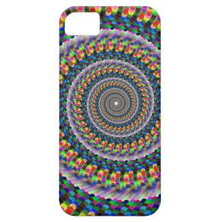 Rainbow Swirl iPhone SE/5/5s Case