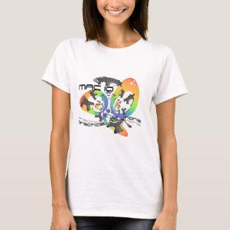 Rainbow Swirl M10 T-Shirt