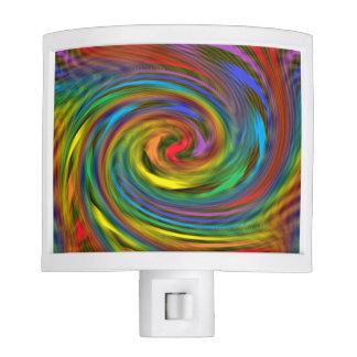 Rainbow Night Lights Zazzle
