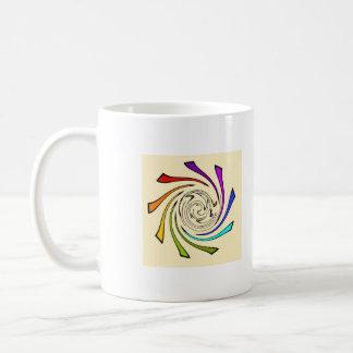 rainbow swirl/repeal prop 8 mug