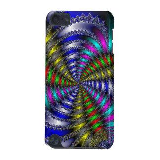 Rainbow Swirly iPod Touch 5G Case