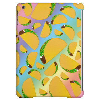 Rainbow tacos cover for iPad air