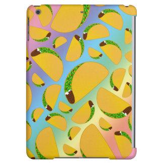 Rainbow tacos cover for iPad air