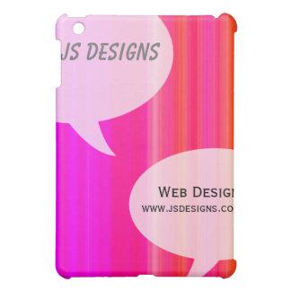 Rainbow Talk Bubble iPad Mini Case