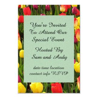 Rainbow Tapestry Card