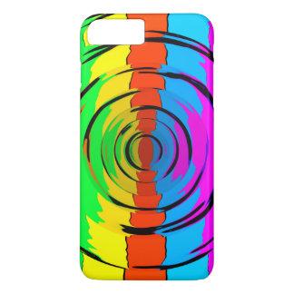 Rainbow Test Pattern iPhone 7 Plus Case