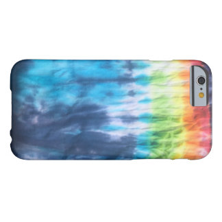 Rainbow Tie-Dye Barely There iPhone 6 Case