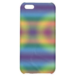 Rainbow Tiedye iPhone4 iPhone 5C Covers