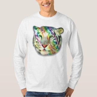 Rainbow Tiger L/S Tshirt