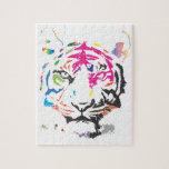 Rainbow Tiger Puzzles