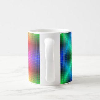 Rainbow Tile Mug