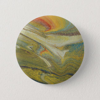 Rainbow Tornado Pinback Button