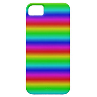 Rainbow touched Fantasy child - child Deco iPhone 5 Cases