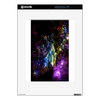 Rainbow Tree iPad Skins