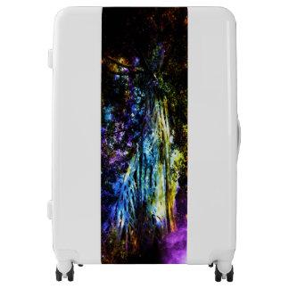 Rainbow Tree Luggage