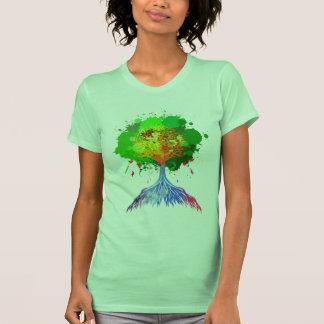 Rainbow Tree of LIfe Tank