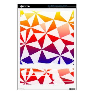Rainbow Triangle Design Xbox 360 S Decals