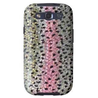 Rainbow Trout by PatternWear© Galaxy S3 Cover