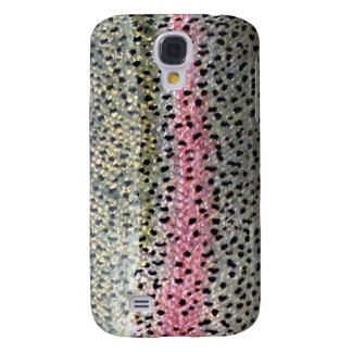Rainbow Trout by Patternwear© Fly Fishing Samsung S4 Case