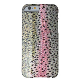 Rainbow Trout by PatternWear© iPhone 6 Case