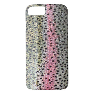Rainbow Trout by PatternWear© iPhone 7 Case
