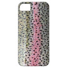 Rainbow Trout by PatternWear© iPhone SE/5/5s Case