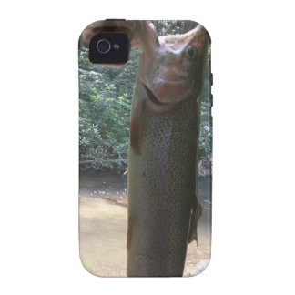 Rainbow trout iPhone 4/4S case