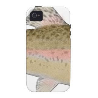 rainbow trout Case-Mate iPhone 4 covers