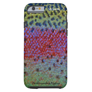 Rainbow Trout - Cell Phone Case iPhone 6 Case