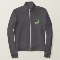 Rainbow Trout Embroidered Jacket