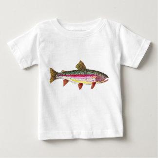 Rainbow Trout Fish Baby T-Shirt